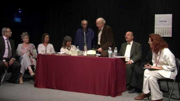 'Taula Rodona' s'estrena a la 20a Mostra de Teatre de Valldoreix