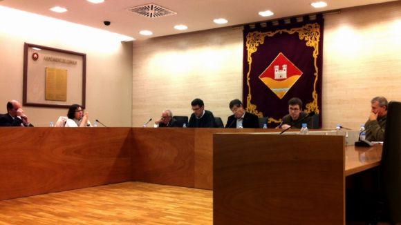 Mocions del PP i temes financers i administratius, a la junta de Valldoreix
