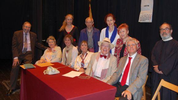 Obres locals i internacionals, a la 21a Mostra de Teatre de Valldoreix