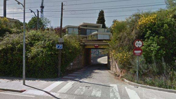 El PP demana reobrir al trànsit el túnel del passeig de Can Brou