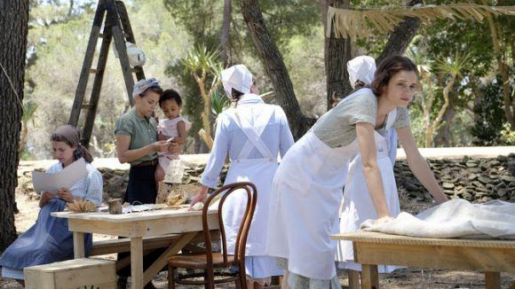 TV3 estrena divendres 'La llum d'Elna', rodada a Sant Cugat i Valldoreix