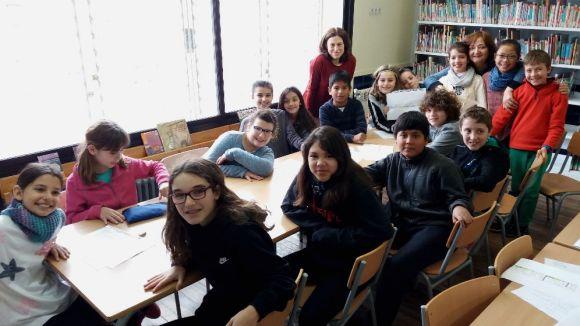 Els alumnes de l