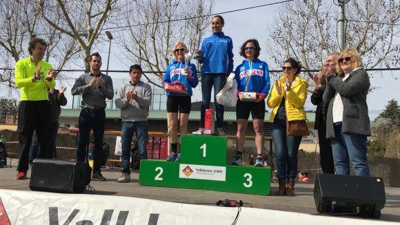 Carles Castillo i Esther Cruz guanyen les Milles de Valldoreix