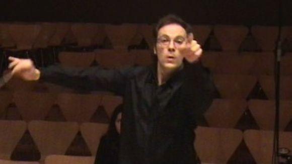 Carles Miró ha assolit el càrrec de director fa sis mesos