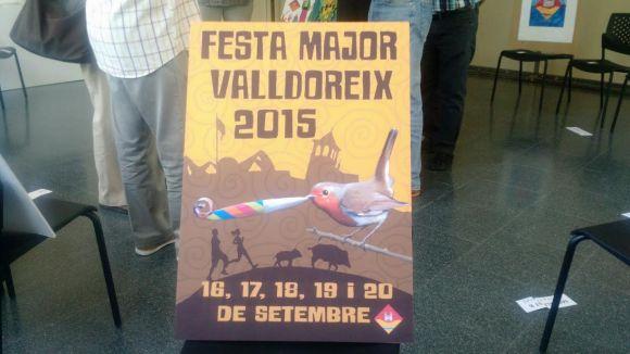 Obert el concurs de cartells de la Festa Major de Valldoreix