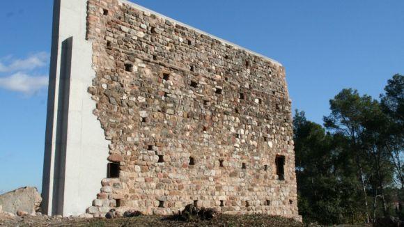 El Castell de Canals, escenari d'un cicle de concerts per promoure el patrimoni