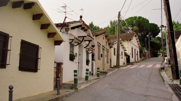 Quin és l'origen de la Colònia Montserrat?