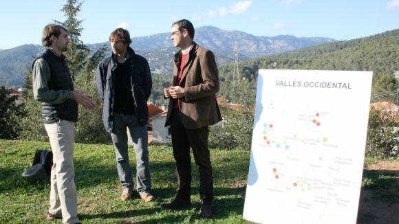 El Consell Comarcal farà una franja de protecció contra incendis a la Colònia Montserrat i Can Barata I