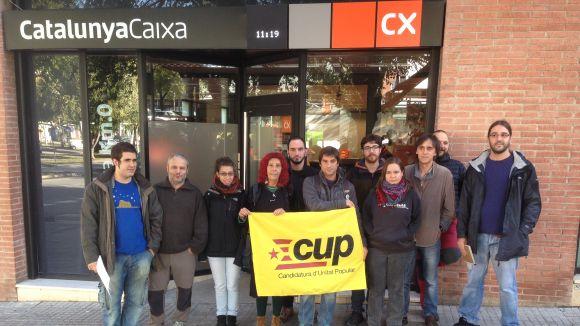 Not cies la cup critica el silenci de l 39 ajuntament en el for Oficinas caixa barcelona