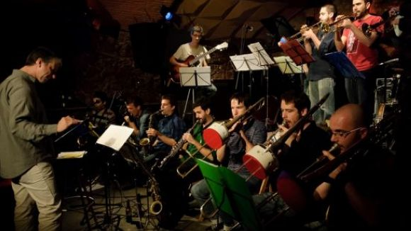 La David Mengual Free Spirits Big Band actuarà al Festival Altaveu