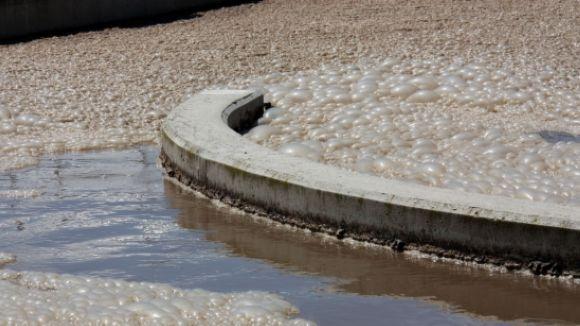 La depuradora de Valldoreix acull una prova pilot per processar l'aigua sense gastar energia