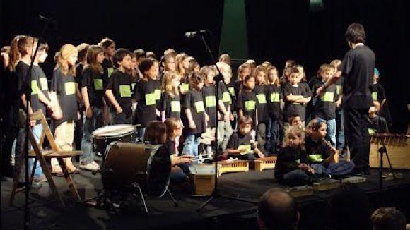 L'escola de Música de Valldoreix, protagonista de l'última junta de veïns / Font: Escola de Música Valldoreix