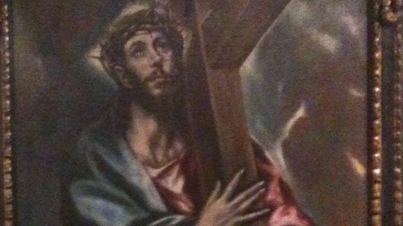 El Greco d'Olot rep una intervenció curativa al CRBMC de Valldoreix