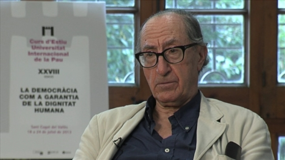 Vicenç Navarro (2013)
