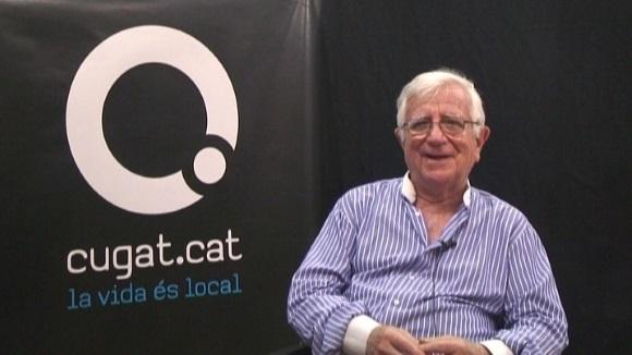 Entrevista Tomàs Alcoverro