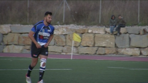 Cruce Len, un fitxatge ex�tic per al Rugby Sant Cugat