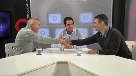 El derbi entre el Junior i el SantCu, analitzat pels seus entrenadors