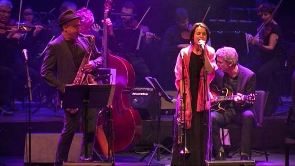 'Jazz amb cordes'