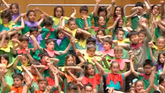 13a Cantata Infantil - El follet valent - Torn 1