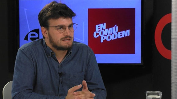Entrevista amb Ramon Gutiérrez, d'ECP (Eleccions espanyoles 2016)