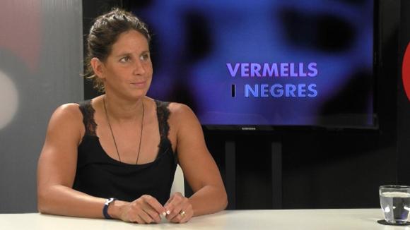 Entrevista a Erika Villa�cija, nedadora ol�mpica