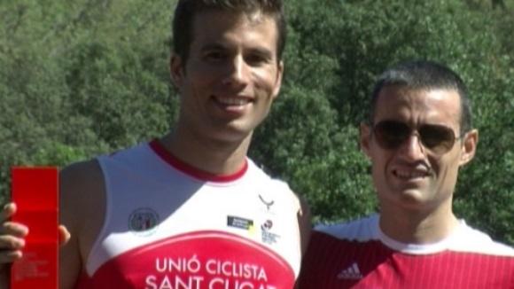 Ricard P�rez i Nidia Borget es proclamen campions de la 33a Cursa de la Floresta