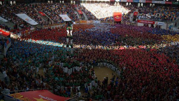 El Concurs de Castells de Tarragona dels Gausacs, des de dins