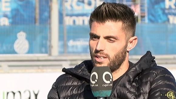 Entrevista amb David López, jugador de l'Espanyol
