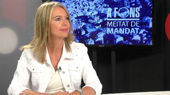 Entrevista amb Mireia Ingla sobre la meitat de mandat