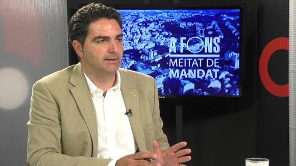 Entrevista amb Aldo Ciprian sobre la meitat de mandat