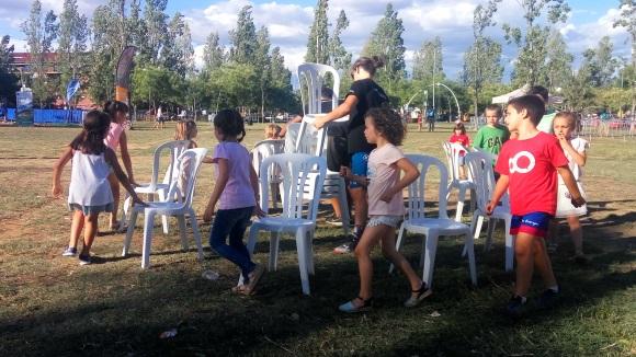 L'esport al carrer aglutina petits i grans a la Festa Major