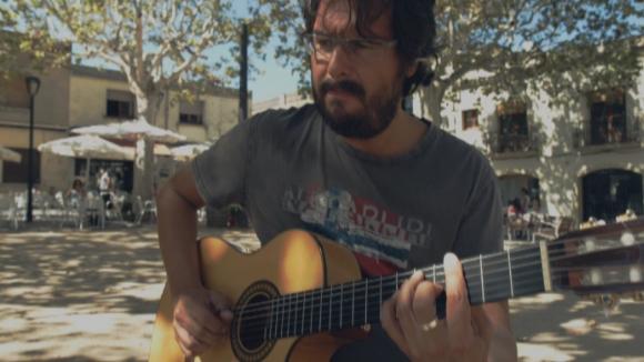Oriol Saltor arriba al programa 'Clips' amb el tema 'Blue rag'