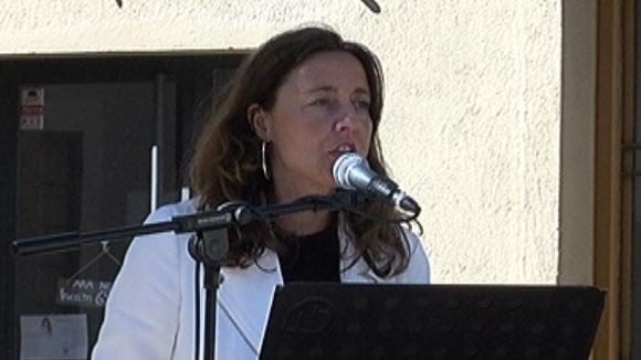 Missatge institucional de l'alcaldessa per l'Onze de Setembre