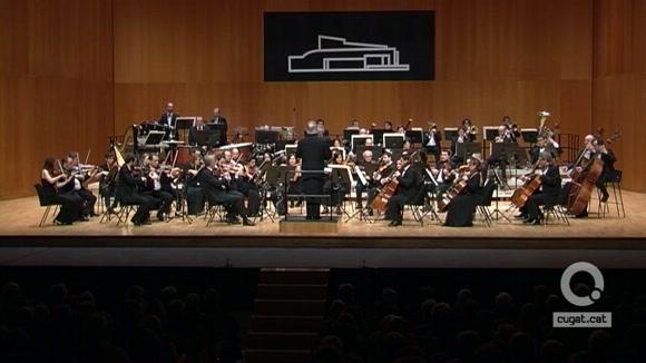 L'Orquestra Simfònica Sant Cugat dóna el tret de sortida a la programació del Teatre-Auditori