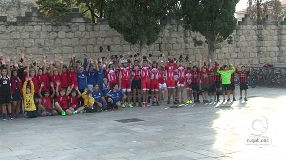 La Coordinadora d'Entitats Esportives mostra un ascens en la seva consolidació amb la foto de famí