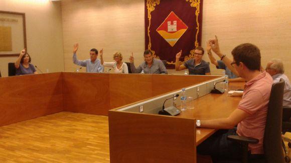 Valldoreix se suma al suport del món local a la convocatòria del 9N