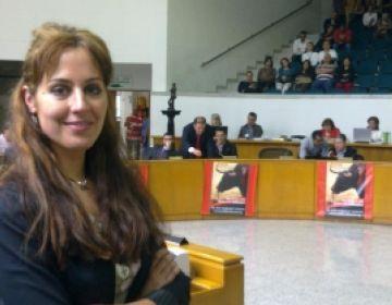 Querol a l'Ajuntament de Medellín / Font: Gevha.com