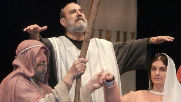 Teatre Espiral torna a liderar el Pessebre Interactiu i Solidari de Valldoreix