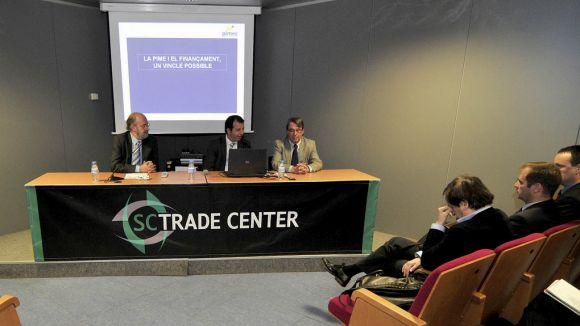 Not cies pimec anima les empreses a fer una aposta per - Trade center sant cugat ...
