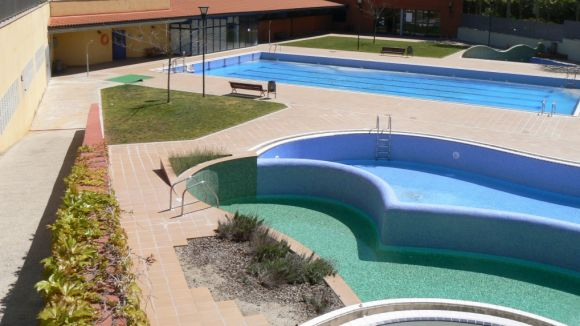 Not cies les piscines municipals donen el tret de - Piscines sant cugat ...