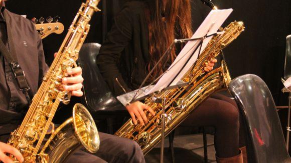 La Nau de la Casa de Cultura acollirà la tarda musical/ Font: Escola de Música de Valldoreix