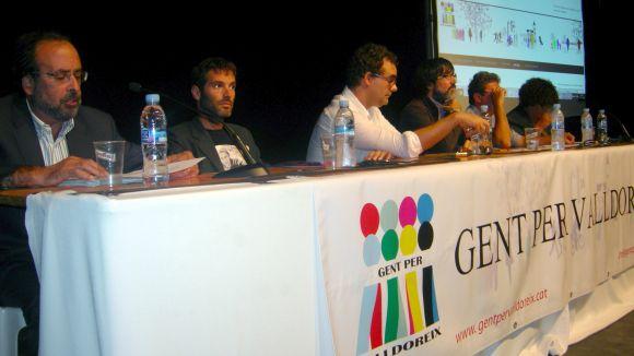 GxV aposta per una candidatura de plataformes ciutadanes per als comicis