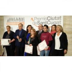 Premis Ciutat de Sant Cugat 2014