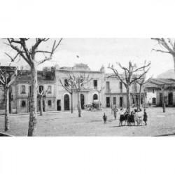 La plaça Barcelona, aleshores
