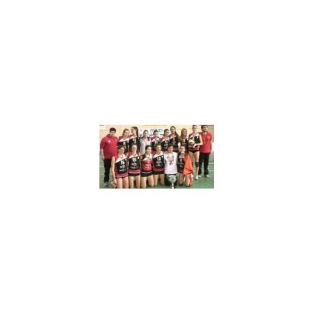 Superlliga júnior femenina de voleibol 2012